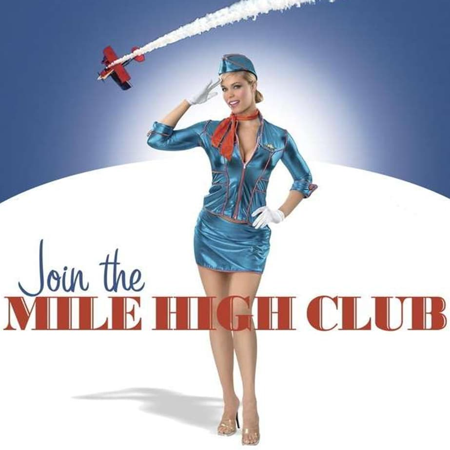 How Do You Join The Mile High Club?