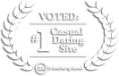 VOTED #1 Casual Dating Site